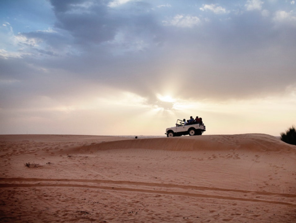 Desert Adventure Dubai  United Arab Emirates