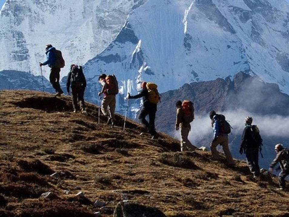 Know about the Five Best Trekking Destinations in the World Luton  United Kingdom