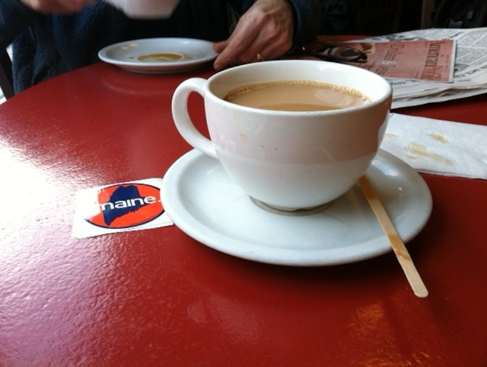 A Good Maine Cuppa Portland Maine United States