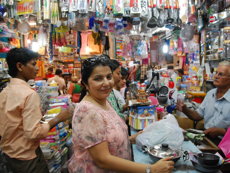 Shopper's Paradise New Delhi  India