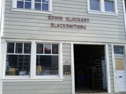 Klockars Blacksmith & Metal San Francisco California United States