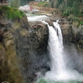 Snoqualmie Falls Snoqualmie Washington United States