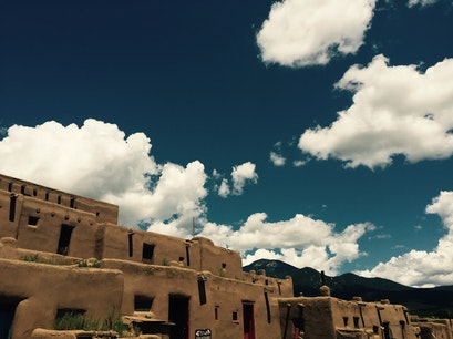 Taos Pueblo Taos New Mexico United States