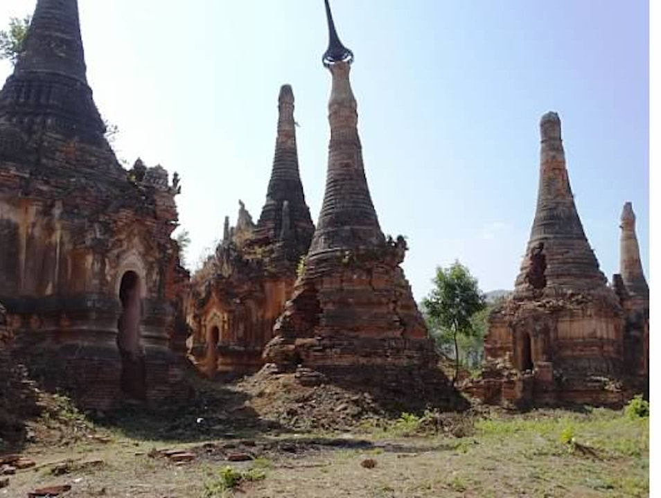 Day Trip to Indein - off Inle Lake