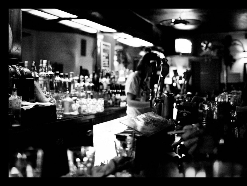 Stop for a Drink at Lone Palm in the Mission