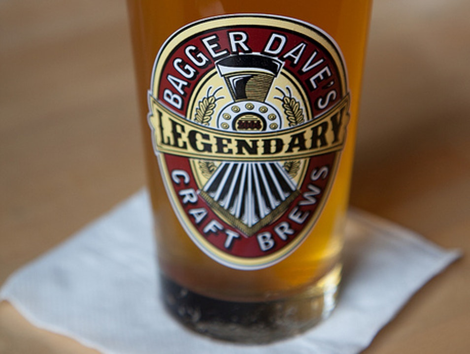 Hand-Crafted Burgers and Brews