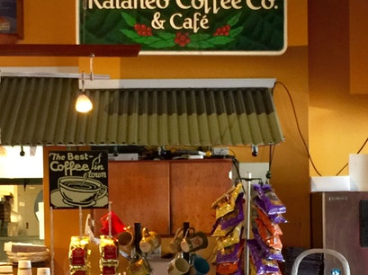 Kalaheo Cafe & Coffee Company Kalaheo Hawaii United States