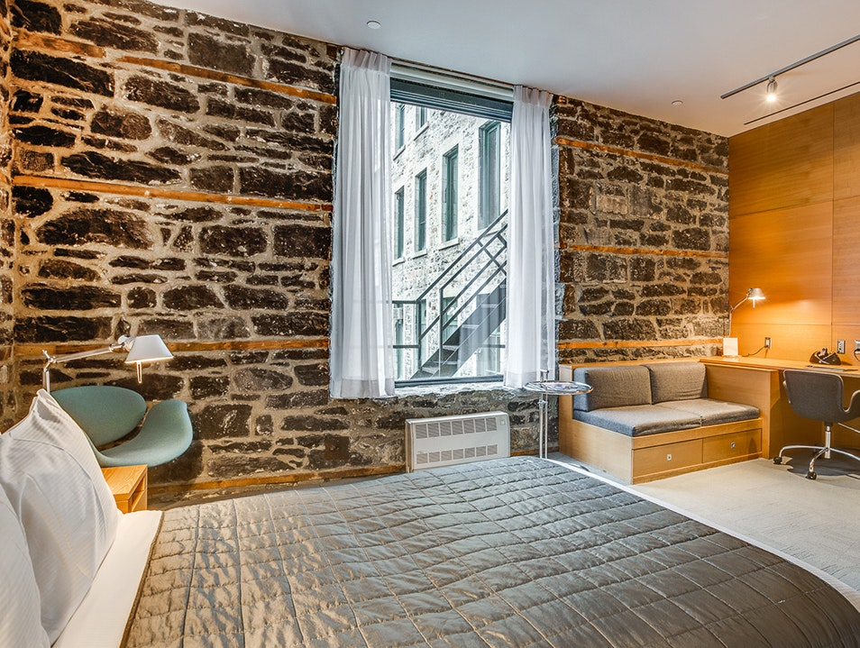Hotel Gault Montreal  Canada