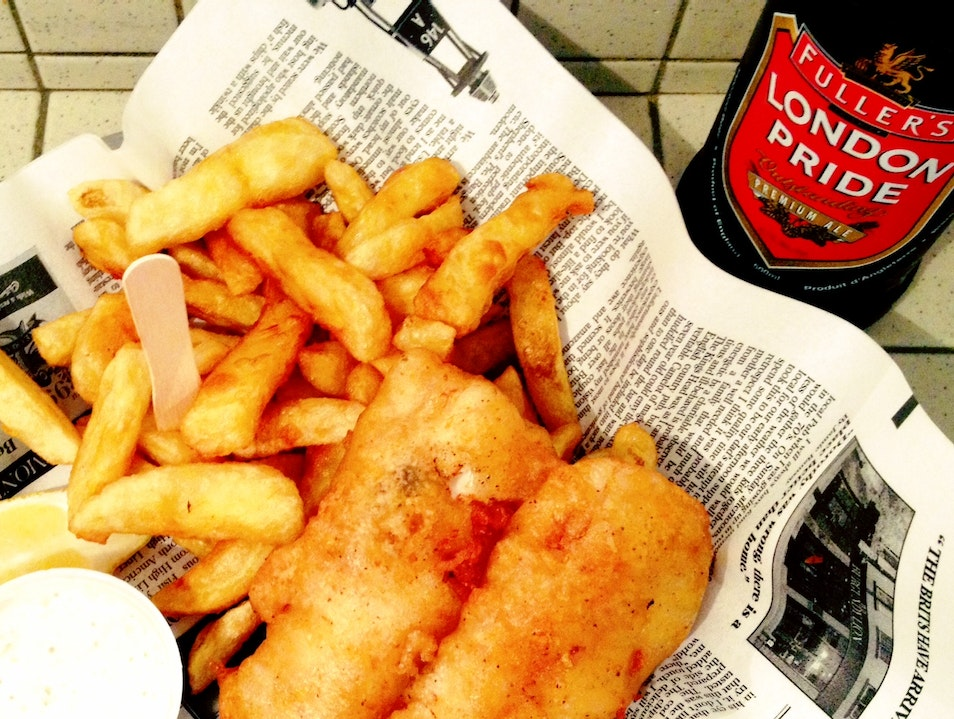 Indulge Your Chippy Craving Montreal  Canada