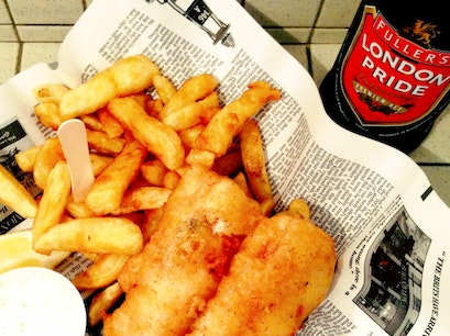 Brit & Chips Montreal  Canada