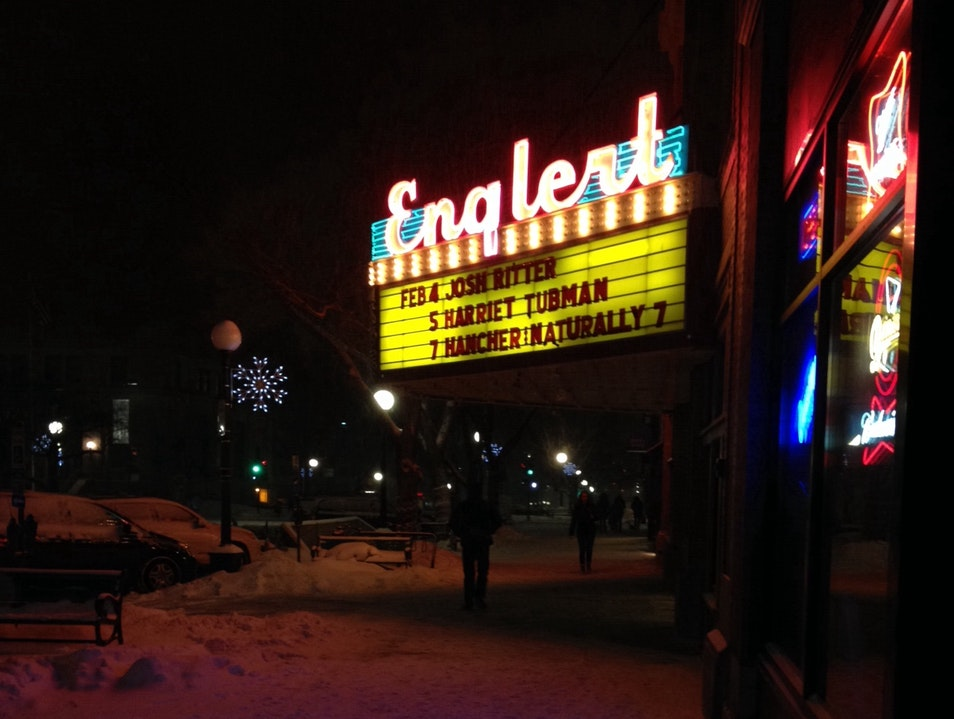 Endless Evenings at The Englert Iowa City Iowa United States