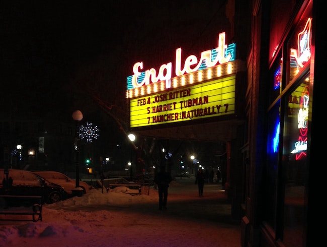 Endless Evenings at The Englert