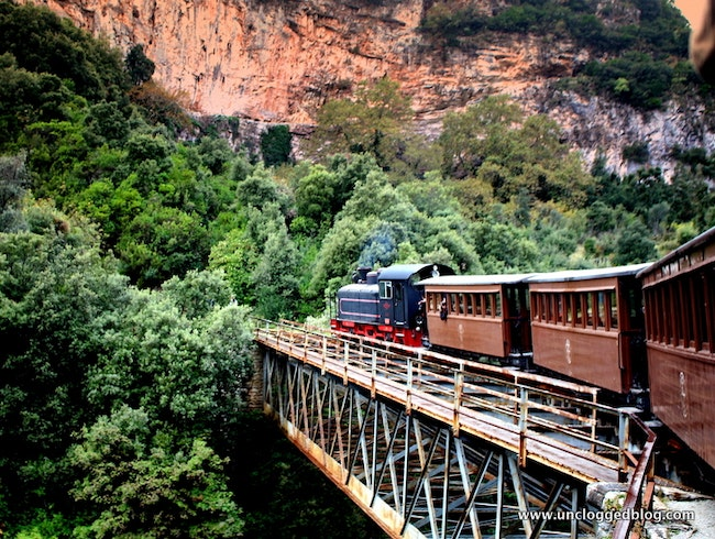 Pelion's Magical Mystery Train