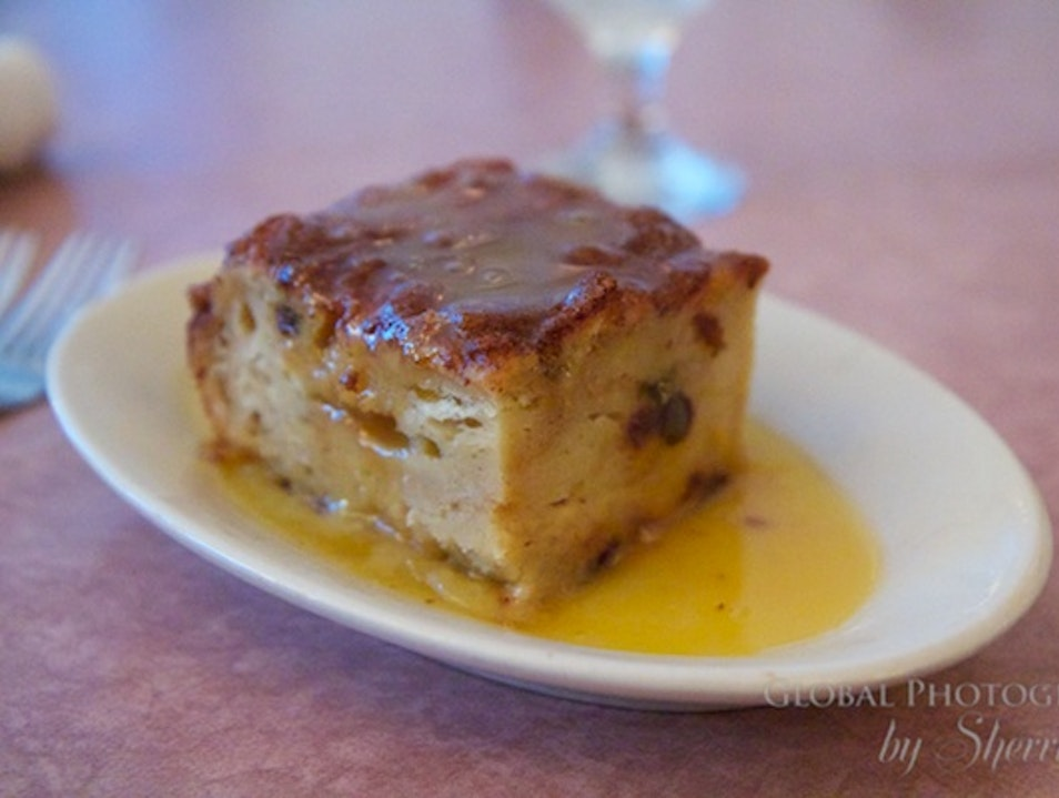 It's Never Too Early for Bread Pudding