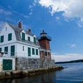 Friends of Rockland Harbor Lights Rockland Maine United States