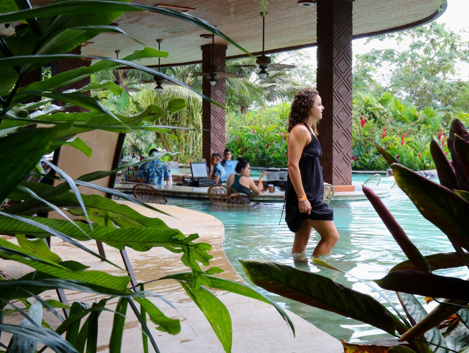 A Day of Luxury in The Jungle