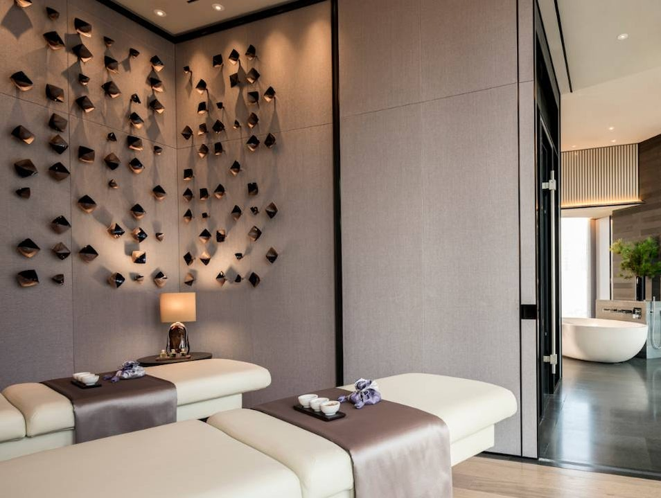 A Distinctly Korean Spa Sanctuary