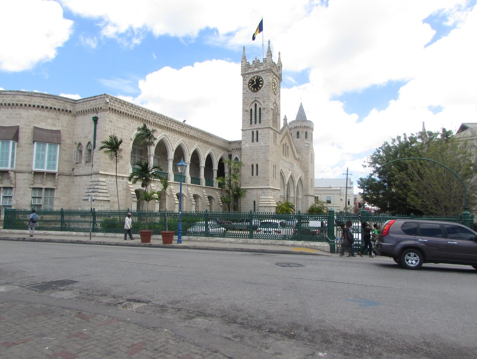 National Hero's Gallery and Museum of Parliament Bridgetown  Barbados
