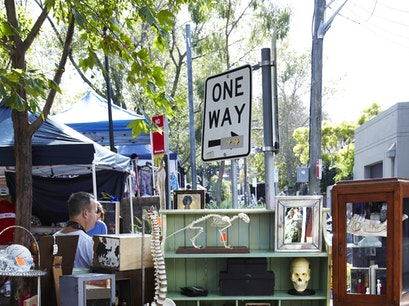 Surry Hills Markets Sydney  Australia