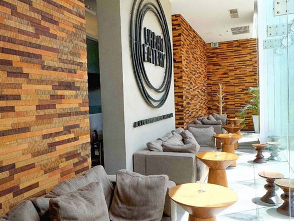 Open kitchens and a great atmosphere at Urban Eatery Nairobi  Kenya