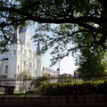 St. Louis Cathedral New Orleans Louisiana United States