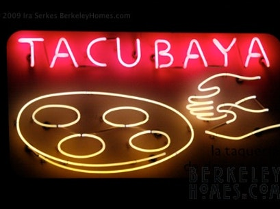 Tacubaya Berkeley California United States
