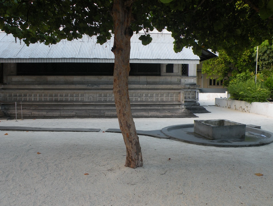 The most historical thing in Maldives