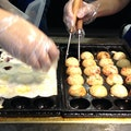 Takoyaki at Uwajimaya Bellevue Washington United States