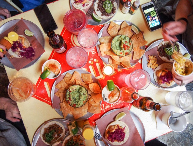 Mexican Food in New York City