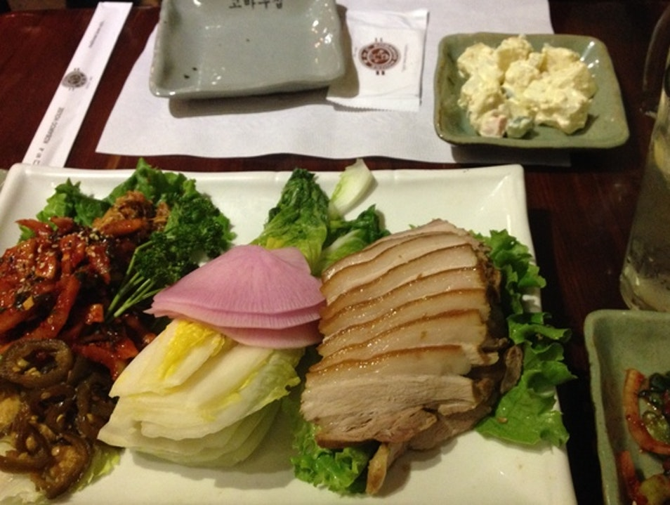 Kobawoo: The Place for Bo Ssam