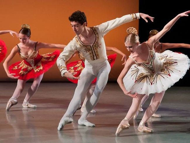Classical Ballet Combines Art Deco Flair
