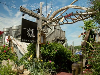 Ramp Bar & Grill Kennebunkport Maine United States