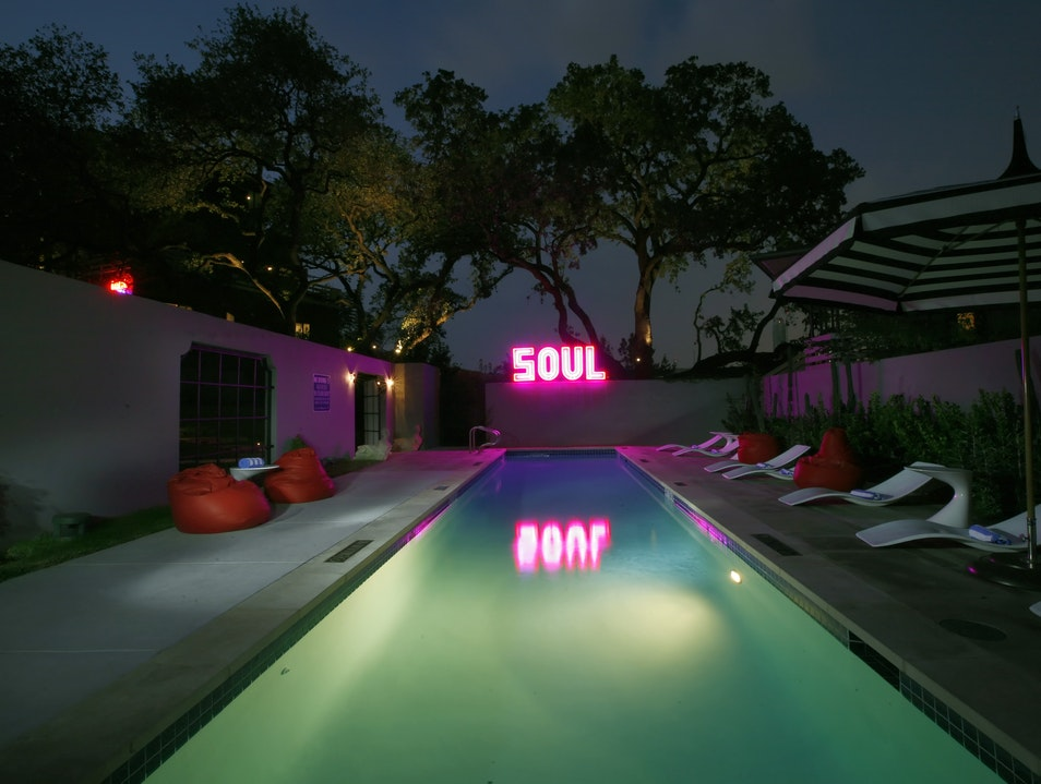 Southern Charm at Austin's Hotel Saint Cecilia Austin Texas United States