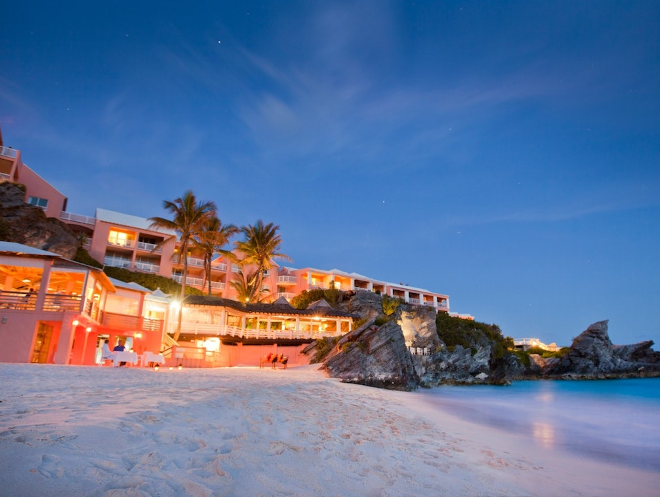 Cliffside Cottage Stay   Bermuda
