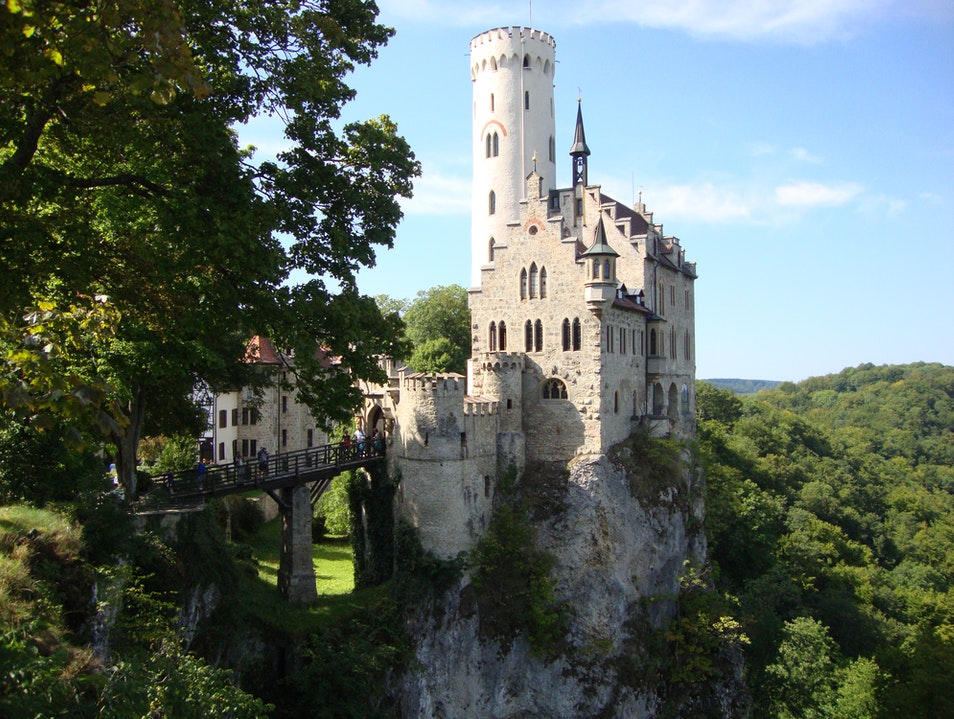 The coolest, lesser-known castle in Germany Lichtenstein  Germany