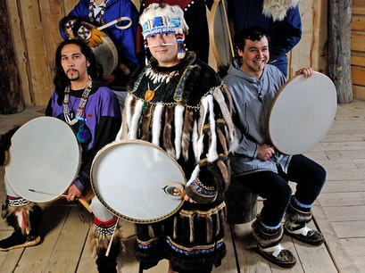 Alaska Native Heritage Center  Anchorage Alaska United States
