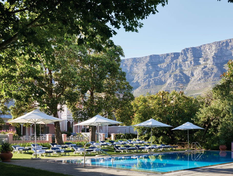 Belmond Mount Nelson  Cape Town  South Africa