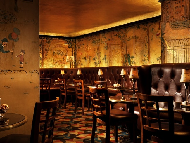 Drinks and Music at the Carlyle's Bemelmans Bar