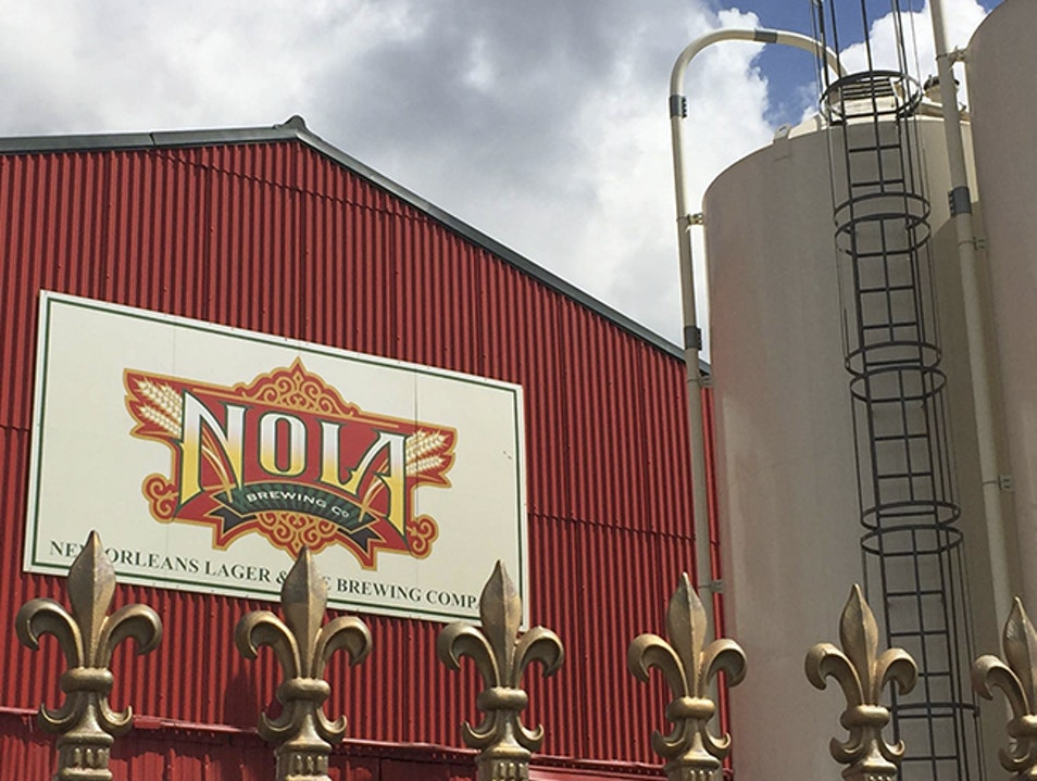 Sample locally crafted brews in NOLA