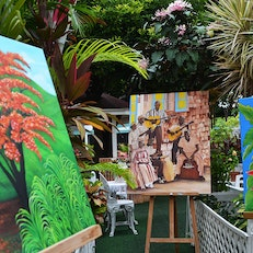 Maximilian's Art in the Garden Gallery