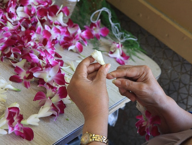 The Culture of the Lei