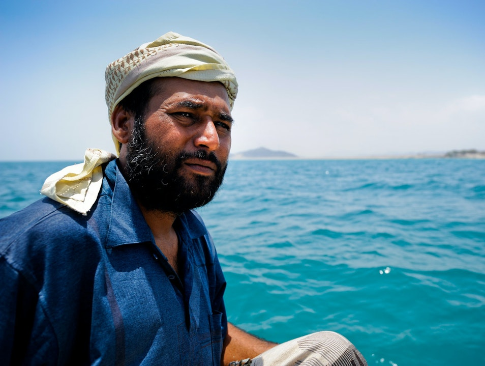 Pirate-controlled Waters | Yemen Hadramaut  Yemen