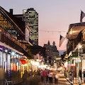 Bourbon Street New Orleans Louisiana United States