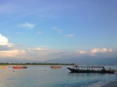 Horizontal Beach Club Gili Trawangan Pemenang  Indonesia