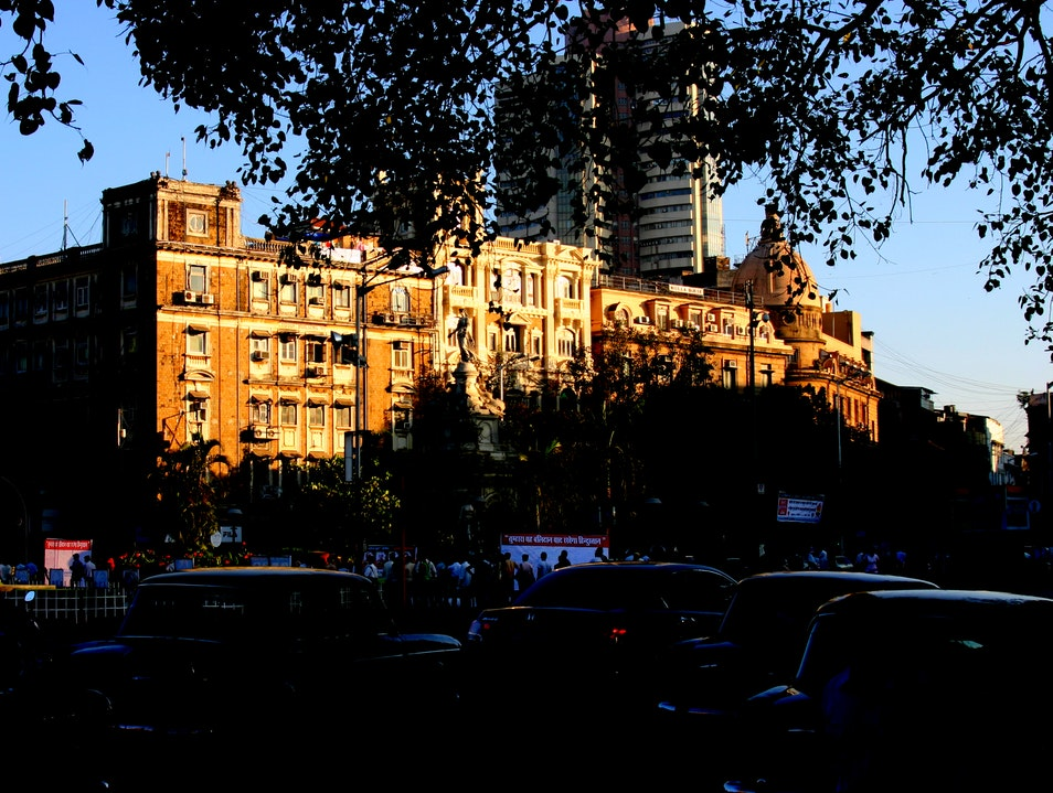 Spend the Day in South Mumbai
