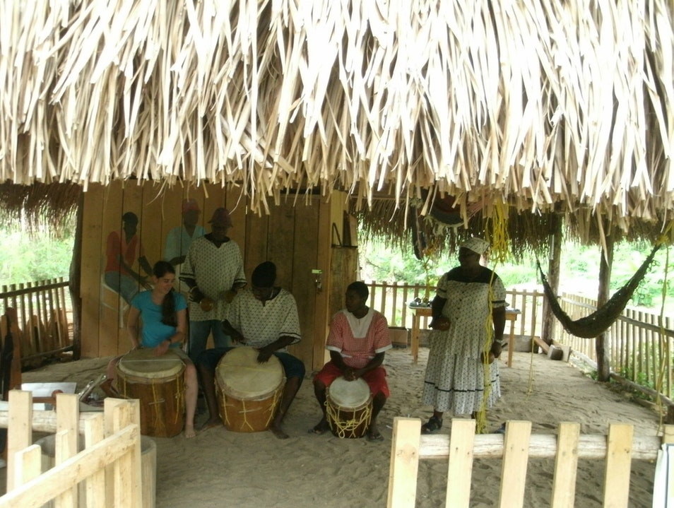 Garifuna Culture in Toledo Punta Gorda  Belize