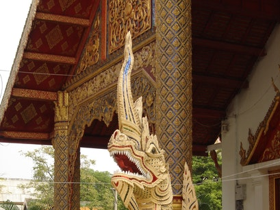 Wat Phra Sing Mueang Chiang Mai  Thailand