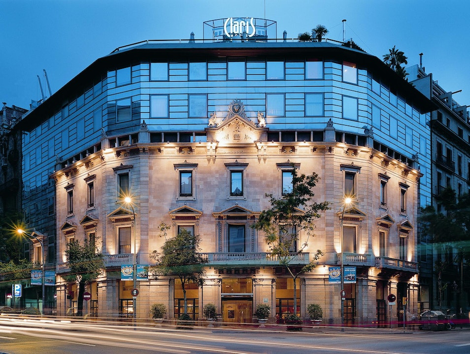 Hotel Claris  Barcelona  Spain