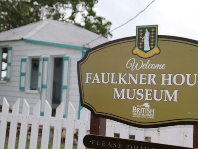 Visit the Faulkner House Museum