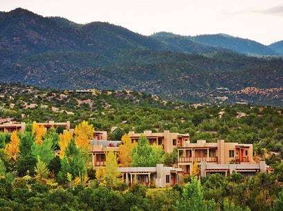 Four Seasons Resort Rancho Encantado  New Mexico United States